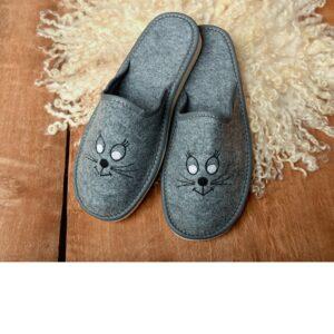 Pantofle damskie